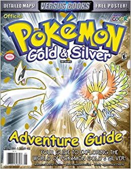 pokemon heart gold soul silver guide book pdf