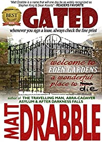 Gated by Matt Drabble ebook deal