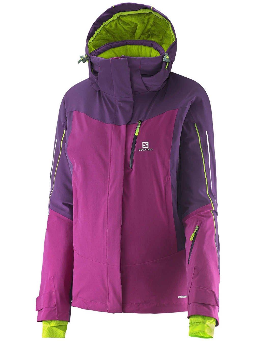 Damen Snowboard Jacke Salomon Iceglory Jacket online bestellen