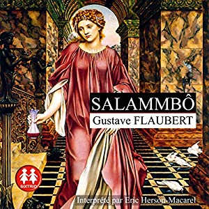 Salammbô Audiobook