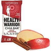 Health Warrior Apple Cinnamon Chia Bar (15-Count)
