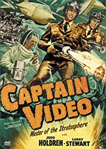 Captain Video - Cliffhanger Collection [Import]