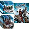 Guardians of the Galaxy Party Pack Including Plates, Napkins and Tablecover - 8 Guests
