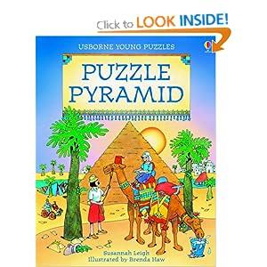 Puzzle Pyramid (Puzzle Books) (Jun 3, 2004)