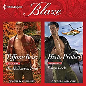 Her Halloween Treat & His to Protect Audiobook