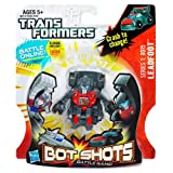 Leadfoot Bot Shots Battle Game Series 1 Vehicle