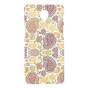 One Plus 3 / OnePlus 3T Printed Hard Back Cover - Flower Design Pattern (By Fancy Interio).