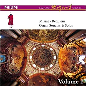"""Mozart: Missa brevis in G, K.140 """"Pastoralmesse"""" - 6. Agnus Dei"""