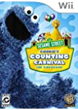 Sesame Street: Cookie's Counting Carnival - Wii Standard Edition