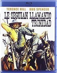 Le Seguian Llamando Trinidad (Bud Spenc) [Blu-ray]