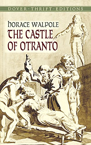 Image of The Castle of Otranto: A Gothic Story