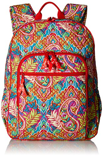 Vera Bradley Backpack, Paisley In Paradise
