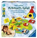 Toy - Ravensburger ministeps 04621 - Mein erstes Mitmach-Spiel