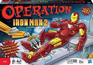 Operation Iron Man 2 Edition