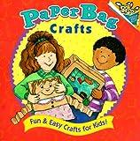 Paper Bag Crafts (Pictureback(R)), Dayle, Jeri