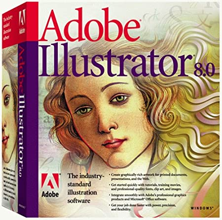ADOBE ILLUSTRATOR 8 Windows