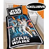 Star Wars Original Poster (1977) Single Panel Duvet Cover