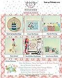 Helen Dickson Bustle & Sew Magazine Issue 49: February 2015