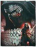 Star Wars Episode VII Carpetas con goma elástica A4 Caja (12)
