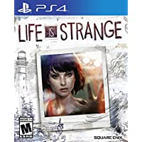 Life is Strange - PlayStation 4 Game + $10 GameStop Digital Gift Card