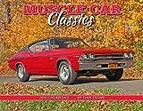 Muscle Car Classics 2015 Calendar