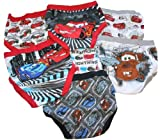 Disney-Pixar Cars Toddler Boy's Briefs 7 Pack - 7 Designs