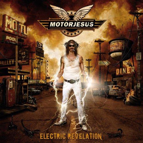 Album Art for Electric Revelation by Motorjesus