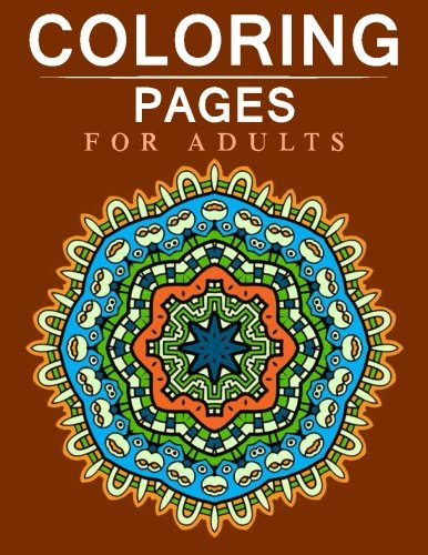 Coloring Books For Relaxation : Coloring pages for adults stress relieving patterns