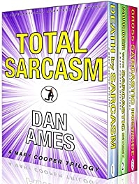 Total Sarcasm by Dan Ames ebook deal