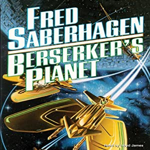 Berserker's Planet Audiobook