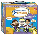 Product 1931020752 - Product title Hooked on Spanish Box Set, Ages 4-6