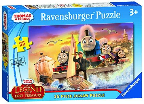 Ravensburger 08768 Sodor's Legend of the lost Treasure (35 Puzzle