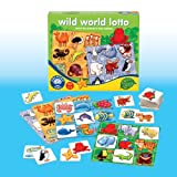 Wild World Lottoby Orchard Toys