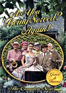 Are You Being Served? Again! (The Complete Series) from BBC Home Entertainment