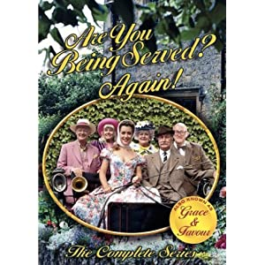 Are You Being Served? Again! (The Complete Series) movie