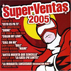 Various Artists - Super Ventas 2005 - Amazon.com Music