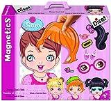 Diset 63245 - Magnetics Cambia El Look De Sara