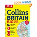 2014 Collins Big Road Atlas Britain (Collins Britain Big Road Atlas (Spiral))