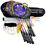 Salaun Badminton Advanced Family Game Kit