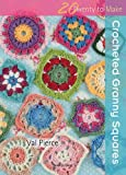 Val Pierce Crocheted Granny Squares (Twenty to Make)