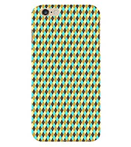 HiFi Designer Phone Back Case Cover Apple iPhone 6 :: Apple iPhone6 ( Colorful Pattern Design )