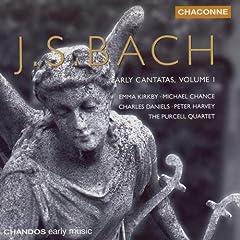 """Gottes Zeit ist die allerbeste Zeit, BWV 106, """"Actus tragicus"""": Aria: In deine Hande befehl ich meinen Geist - (Alto)"""