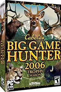 Cabela's Big Game Hunter 2006 - PC