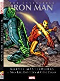 Marvel Masterworks: The Invincible Iron Man Volume 3