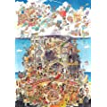 Heaven and Hell - 1500 piece puzzle