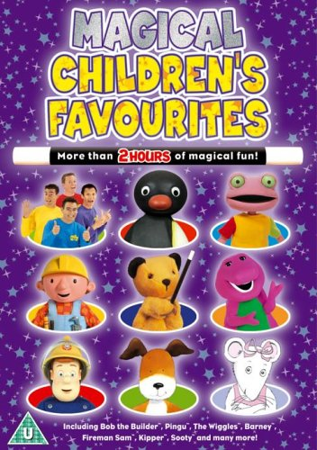 Magical Children's Favourites [DVD]