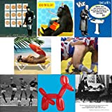 Greeting cards collection. Mission Impossible - 8 birthday cards for teenage boysby Tracks, Woodmansterne,...
