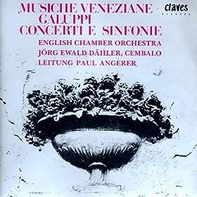 Musiche Veneziane: Concerti e Sinfonie