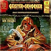 Das Teufelstestament (Geister-Schocker 24) | Bob Collins