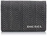 [ディーゼル] DIESEL メンズ ケース  名刺入れ DANDDY DENIMDUKEZ - card-holder X02665P03860073UNI P0386T6067 (グレー/)